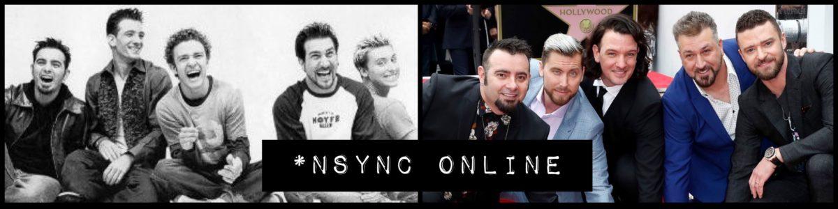 *NSYNC Online